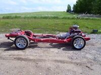Wanted s10 rolling chassis