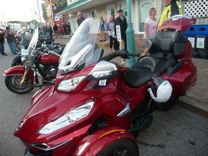 For Sale:  2015 Can Am Spyder RTS