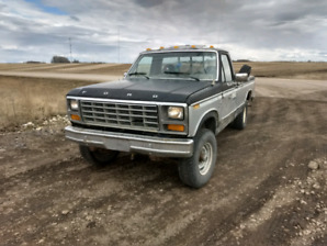 1981 f250Looking to possibly sell or trade