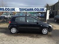 2006/56 HYUNDAI GETZ 1.4 LOW MILES, 12 MONTHS MOT NOW ONLY £1695