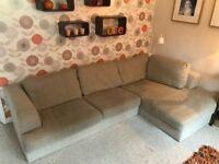 Next Corner Chaise Sofa