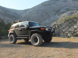 Toyota FJ Cruiser - Built Up For Off Road - Great Condition