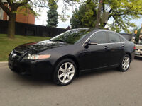 2004 ACURA TSX AUTOMATIC LEATHER XENONS LOADED CLEAN CAR-PROOF
