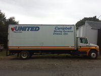 Camion 24 pied