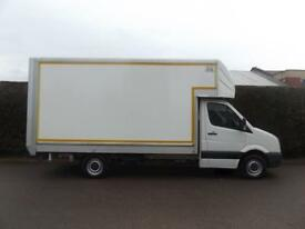 2010 Volkswagen Crafter CR35 2.5 Tdi LWB LUTON TAIL LIFT