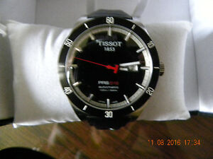 TISSOT PRS 516  NEW NEVER WORN. STILL IN ORIGIAL TISSOT BOX