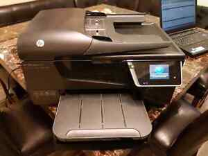 HP Officejet 6600 wireless printer (dried up print heads)
