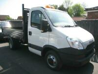 2014 Iveco Daily 3.0 TDCI 50C15 150BHP SINGLE CAB TIPPER NA Diesel Manual