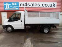 Ford Transit 350 2.4 S/CAB TIPPER 115PS