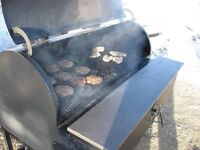 Start your own BBQ PIT++ Will trade for a Jeep Cherokee SRT8++