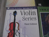Violin Learning books