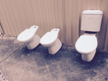 Second hand toilets  Caringbah Sutherland Area Preview