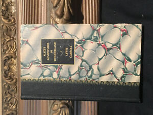 Alice's adventures in wonderland Lewis Carroll 1951