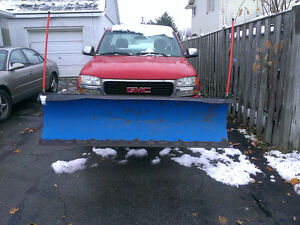 snowbear SNOW BEAR PLOW WINTER WOLF 7FT LARGER MODEL $650