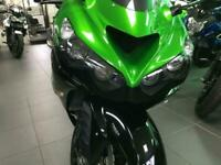 ZZR 1400 ABS THE ULTIMATE PERFORMANCE SPORTS TOURER MOTORCYCLE THE END OF AN...
