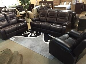 3 pcs, sofa, love seat and chair for $1599 brand new