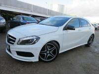 2013 Mercedes-Benz A Class 2.1 A220 CDI BlueEFFICIENCY AMG Sport 7G-DCT 5dr