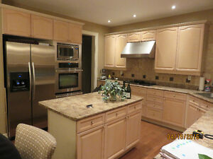 Used Entire Kitchen incl CABINETS & APPLIANCES  -  $6,500 Firm