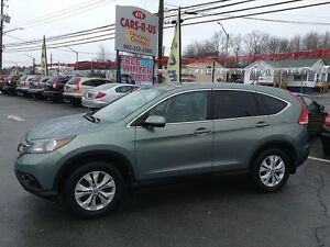 2012 Honda CR-V EX AWD- 2 year Unlimited km warranty included!