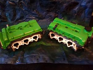 93 mazda/ford mx3/probe 2.5l klde spec heads