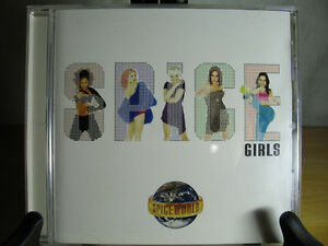 "Spice Girls -""Spiceworld"", CD"