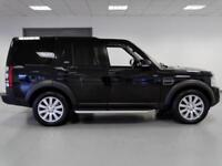 2015 Land Rover Discovery XS Commercial Sd V6 Auto Diesel black Automatic
