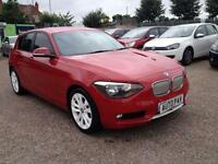 2012 62 BMW 1 SERIES 1.6 116I URBAN 5D 135 BHP