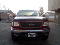 2002 FORD F-150 XLT PICK UP TRUCK 4*4  FOR SALE