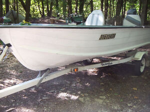 Boats for sale in oshawa durham region cars vehicles Aluminum boat and motor packages