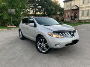 2009 Nissan Murano Sport LE AWD Fully Loaded 5500$OBO