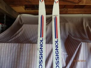 womens x country skis