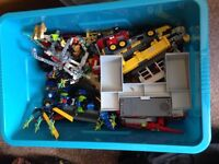 80 litre box of lego