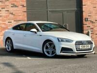 Audi A5 Sportback S-Line 1.4 TFSi petrol S-Tronic