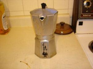 Bialetti 6 cup esspresso maker