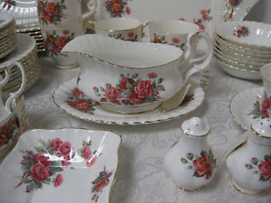 Centennial Rose China -- FROM PAST TIMES Antiques - 1178 Albert