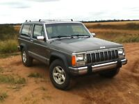 1988 Jeep Cherokee Laredo Former Western Vehicle *REDUCED*