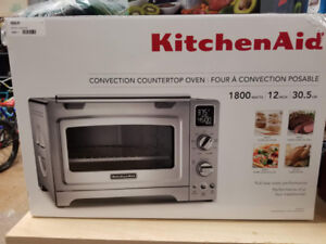 KitchenAid Digital Convection Oven (Brand New)