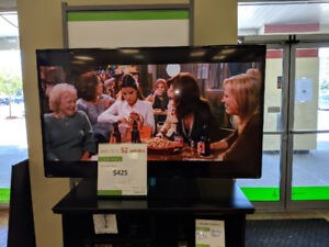 "TOSHIBIA 58"" LED TV REDUCED TO CLEAR!!! $425.00 + TAX"