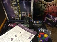 Atmosfear board game complete kids adults gaming dvd game