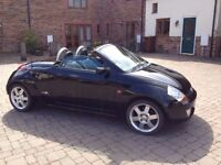 FORD STREET KA CONVERTIBLE FOR THE SUMMER 05 Plate. Good runner, with MOT. P/EX OR SWAP CONSIDERED