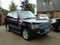 2007 Land Rover Range Rover 3.6TD V8 Auto Vogue 70,000 MILES FSH