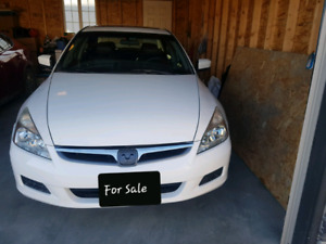 2007 ACCORD** NAVI**SAFETIED**PRIVATE  SALE**