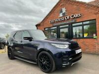 2018 Land Rover Discovery 3.0 SD V6 HSE Auto 4WD (s/s) 5dr SUV Diesel Automatic