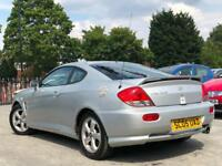 2005 HYUNDAI COUPE 1.6 S, ONLY 3 PRE OWNERS + ONLY 88k WITH SERVICE HISTORY !!!!