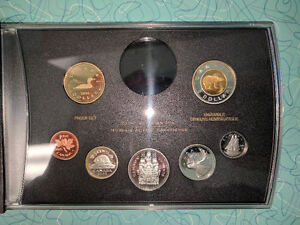 2005 Silver Proof Coins