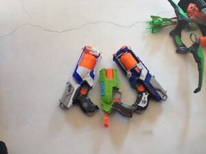 Nerf guns. (Diff prices) Kingston Kingston Area image 7
