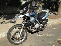 2007 BMW F650GS - Reduced from $5,300 to $4,500