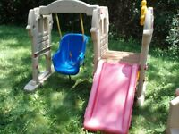 TWO LITTLE TYKES PLAY CENTERS $69 for both