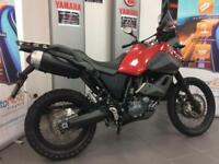 YAMAHA XT660Z TENERE LOW MILEAGE RARE MODEL HPI CLEAR P/X WELCOME