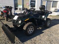 2007 Can-am Outlander 500 Max XT 4x4--Financing Available